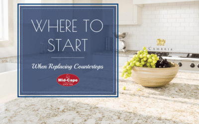 Where to Start: Kitchen & Bathroom Countertops
