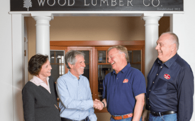Two Century-Old Lumber Landmarks Join Forces