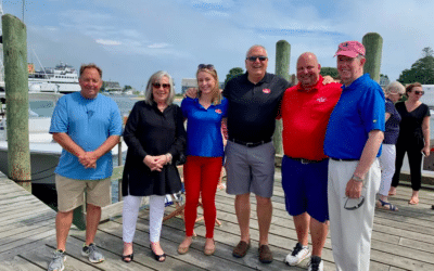 Mid-Cape & CIVOC in Charter Cup Fishing Tournament