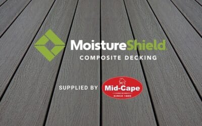 Introducing: MoistureShield Composite Decking