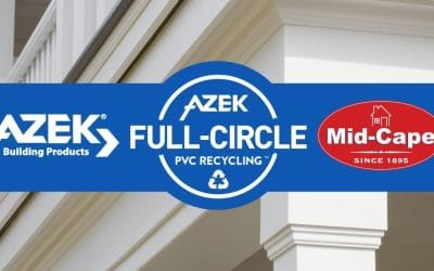 AZEK Full-Circle PVC Recycling Program