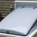 Clam door bulkhead