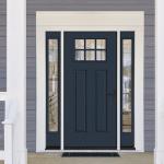 therma-tru entry exterior door
