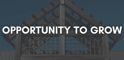 Opportunity to Grow