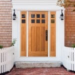 simpson exterior entry door