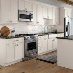 mantra kitchen cabinets white