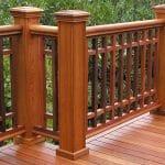 woodway railing decking porch flooring