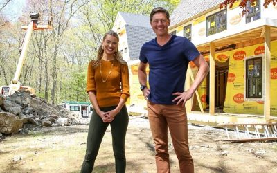 New England Living Features Marvin and Heart of Oak