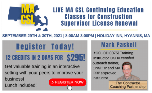 CEU CSL Credit Course