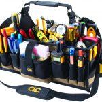 custom leather craft tool belt bag carrier