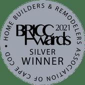 2021 bricc award silver winner